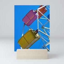 Ferris_Wheel - 3, Northern Michigan Mini Art Print