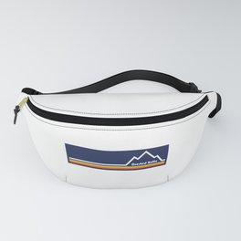 Crested Butte, Colorado Fanny Pack