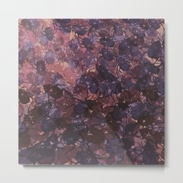 Beetle Brigade Metal Print