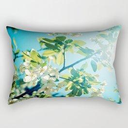 Good Morning Spring Rectangular Pillow
