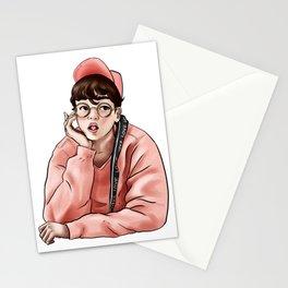 Candy boy Stationery Cards