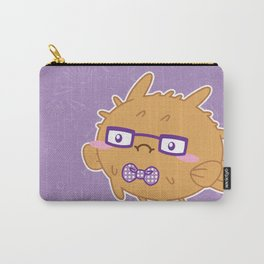 Nerdy Blowfish Carry-All Pouch
