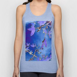 Into the Blue Unisex Tank Top