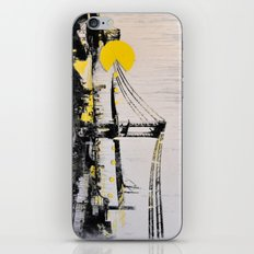 Mixed Media Art 1 iPhone & iPod Skin