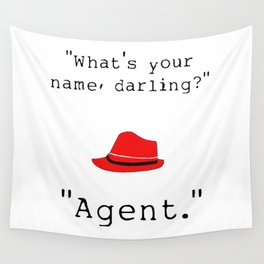What's your name, darling? Wall Tapestry