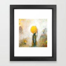 'Emergence' Framed Art Print