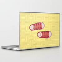 dorothy Laptop & iPad Skins featuring dorothy  by freshinkstain