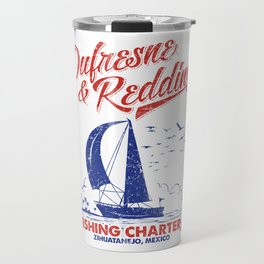 Defresne & Redding Fishing Charters Travel Mug