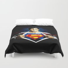 Superman Duvet Cover