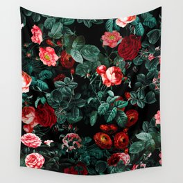 Night Forest XXVI Wall Tapestry