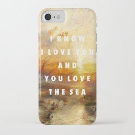 Ship of Unbelievers iPhone Case