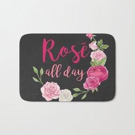 Rose All Day Bath Mat