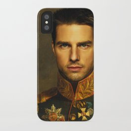 Tom Cruise - replaceface iPhone Case