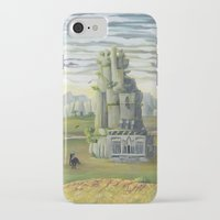 shadow of the colossus iPhone & iPod Cases featuring Shadow of the Colossus by mixedlies