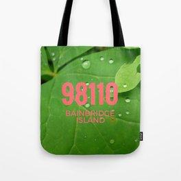 98110 Tote Bag