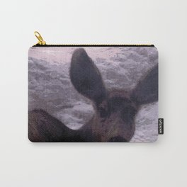 Can You Hear Me? Carry-All Pouch