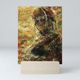 Phoenix in the Wind Mini Art Print