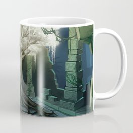 Goddess of Life and Fortune Coffee Mug