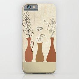 Three Vases  iPhone Case