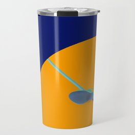 Flying Higher and Higher in May - shoes stories Travel Mug