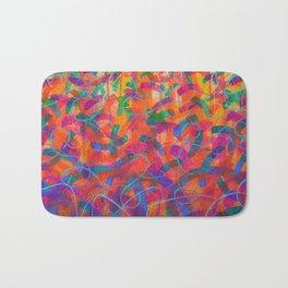 Multicolor Bath Mat