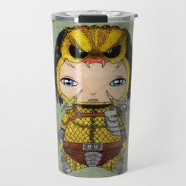 A Boy - Predator Travel Mug