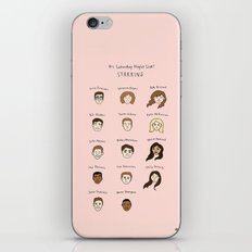 Cutie Pies of SNL iPhone & iPod Skin