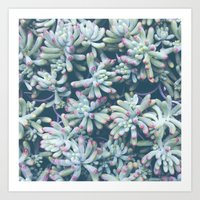 plant Art Prints featuring Plant by Unamoric