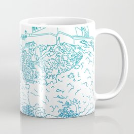 Princes Street Gardens Coffee Mug