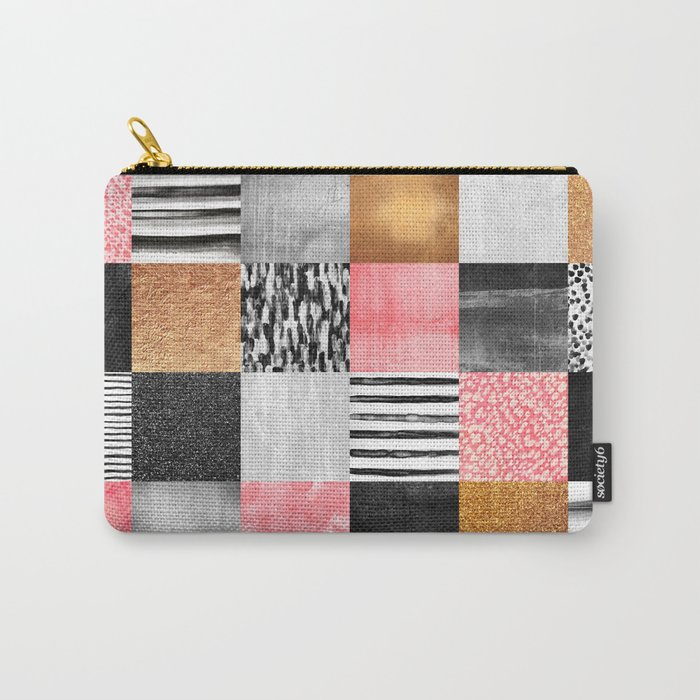 Sweet Quilt Carry-All Pouch