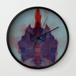 to mend our broken bones Wall Clock
