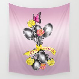 Spoons | ENDOvisible Wall Tapestry