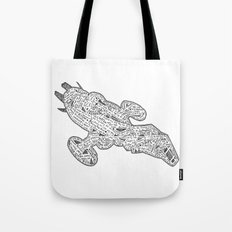 I have found serenity Tote Bag