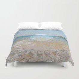 Pantheon Sea Duvet Cover