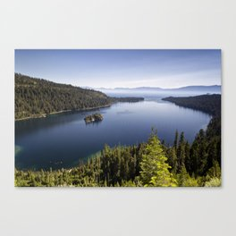 Emerald Bay Lake Tahoe Canvas Print