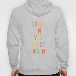 Shine On You Crazy Diamond Hoody