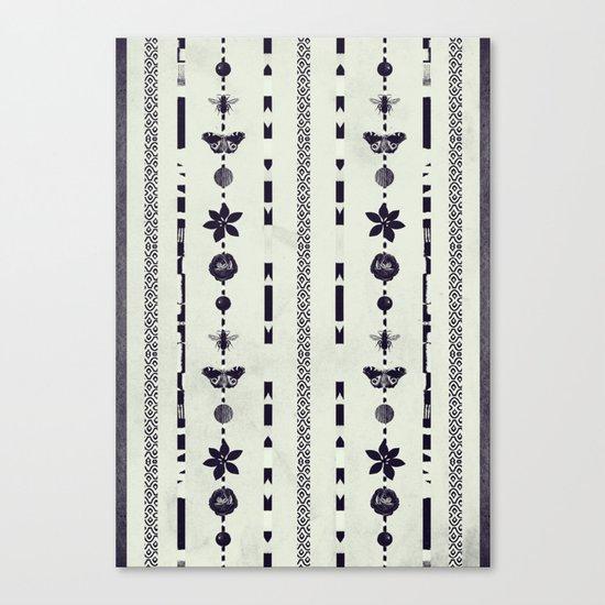 DG Floral Pattern 1 Canvas Print
