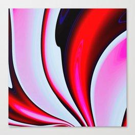 Abstract Fractal Colorways 02BPk Canvas Print