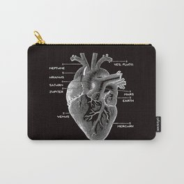 Solar Vascular System Carry-All Pouch