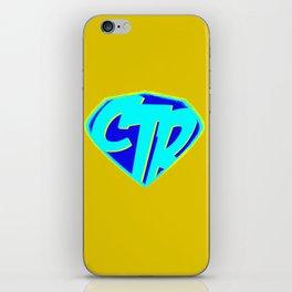 Super CTR iPhone Skin