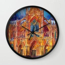 Colonia Wall Clock