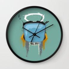 The Robot Wall Clock