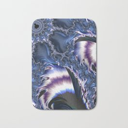 Moving Crystal Bath Mat
