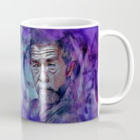 doctor Mugs featuring Doctor ? by Sirenphotos