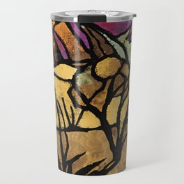 """A Mile Out of Alice Spings"" Margaret Preston Travel Mug"