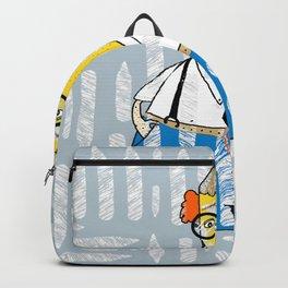Pencil Neck Geek Backpack