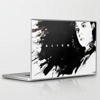 ripley Laptop & iPad Skins featuring Alien by jgart