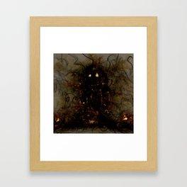 Revenant of a Childhood Toy Framed Art Print