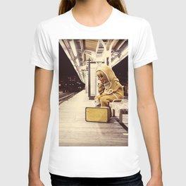 Gingerbread Man At Large Pt1 T-shirt