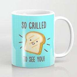 Cheesy Greetings! Coffee Mug